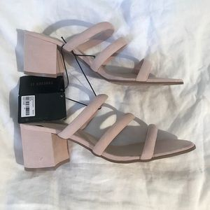 Forever 21 mule sandals